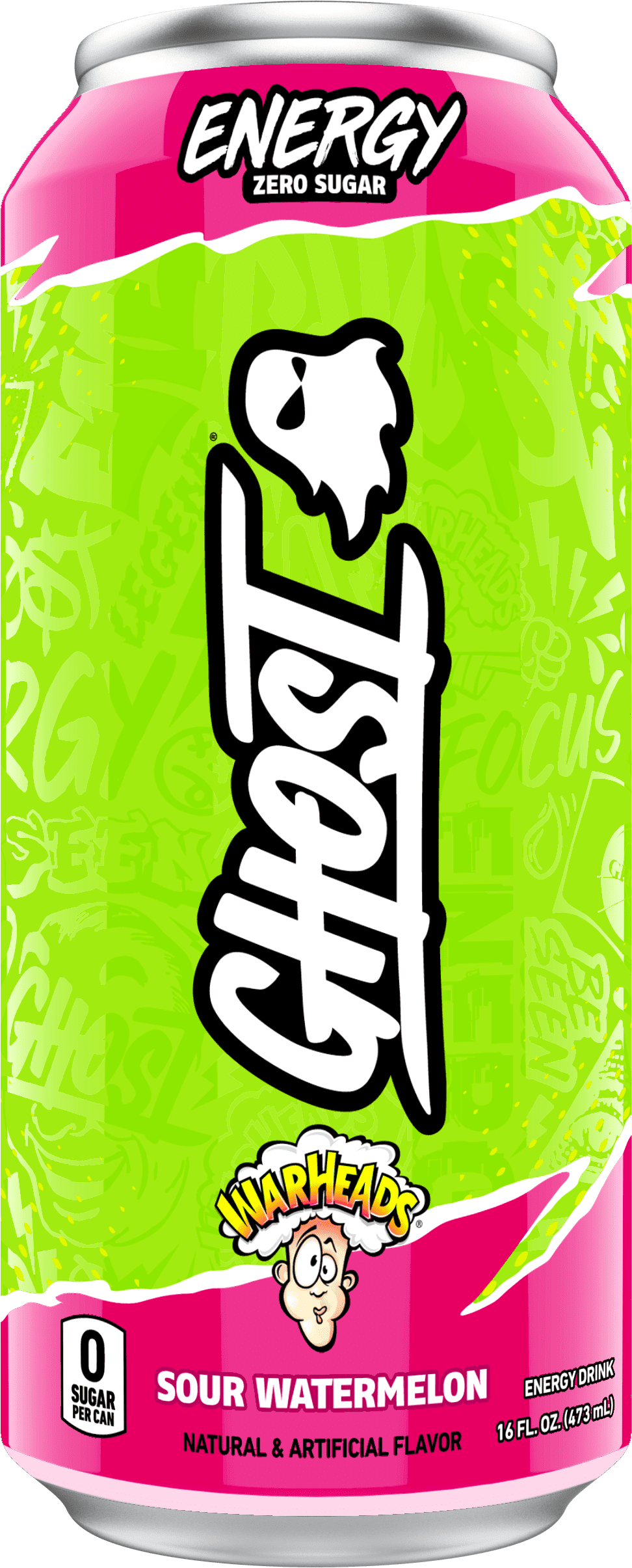 ghost energy warheads sour watermelon